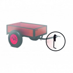 BERG Support strut Large Trailer