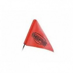 BERG Safety flag (excl. fitting)