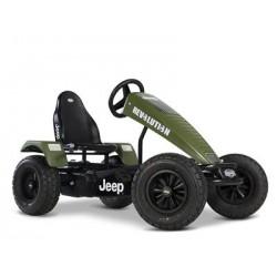 Jeep® Revolution pedal go-kart XXL-BFR
