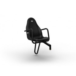BERG Passenger seat Black