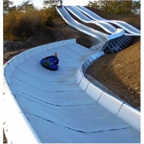 Textilní sjezdovka Mr.Snow Hybrid Curve
