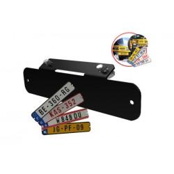 BERG License plate kit (for XL frame) (15.63.42.00)